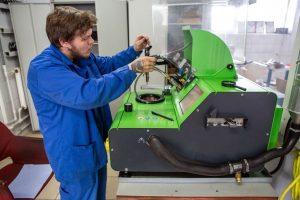 Ремонт дизельных топливных систем Common Rail в Инавто+